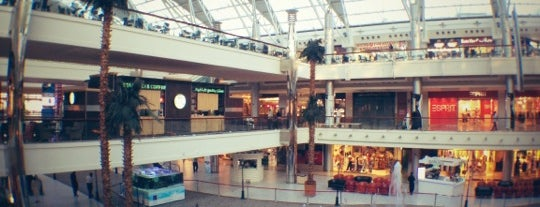 Red Sea Mall is one of K.
