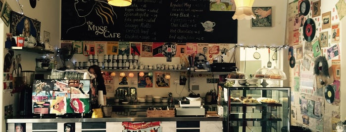 The Muse Cafe is one of + Perth 01.