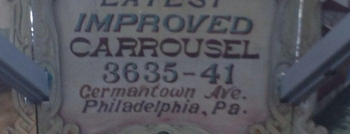 Dentzel Carousel is one of Travelin'.