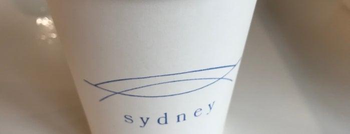 sydney pvd is one of Lugares favoritos de Michael.
