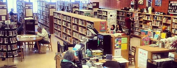 North Beach Branch Library is one of San Francisco.