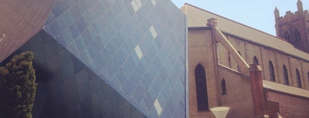 Contemporary Jewish Museum is one of SF.