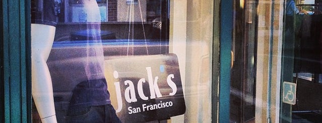 Jack's on Chestnut is one of SF Suits for Wedding.