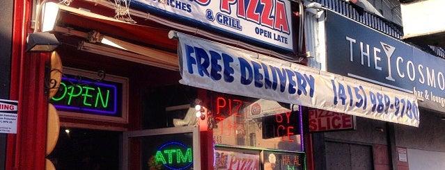 Paris Pizza is one of Posti che sono piaciuti a Priscilla.