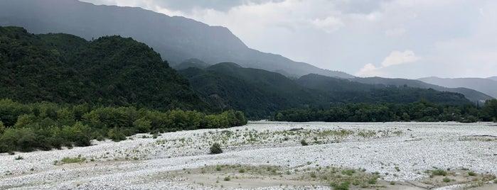 Arachthos is one of Amazing Epirus.