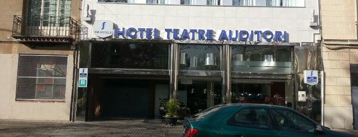 Hotel del Teatre Auditori is one of gaby : понравившиеся места.