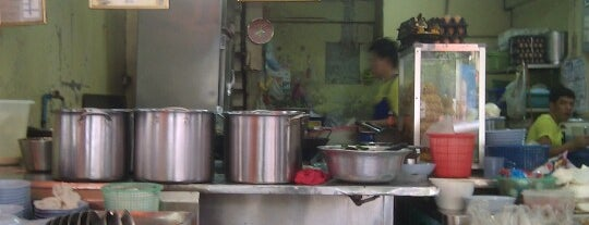 Rat Na Yot Phak 40 years is one of BKK_Noodle House_1.