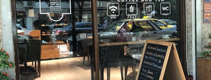 Ruudo Coffee & Bakery is one of alsancak.