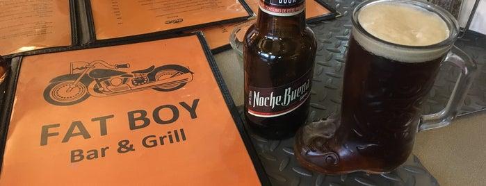 Fat Boy Bar & Grill is one of Jiordana : понравившиеся места.