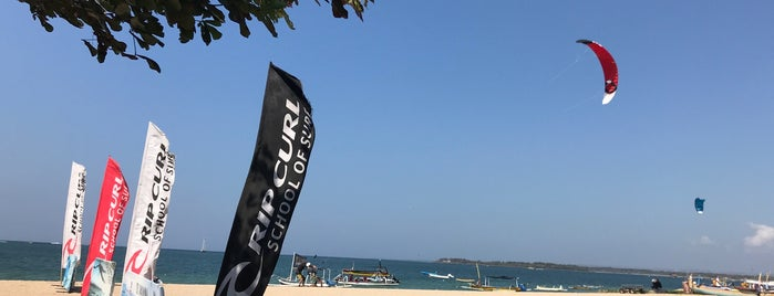 RipCurl School Of Surf is one of Бали.