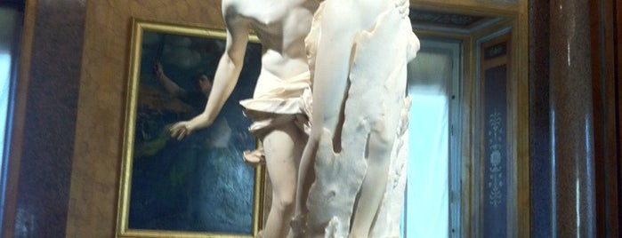 Galleria Borghese is one of Rome & Florence.