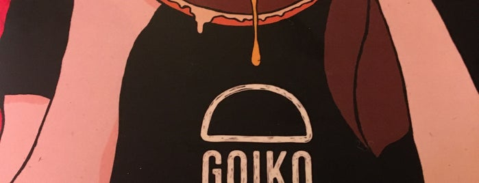 Goiko Grill is one of Madrid.