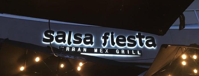 Salsa Fiesta is one of Noelia 님이 좋아한 장소.
