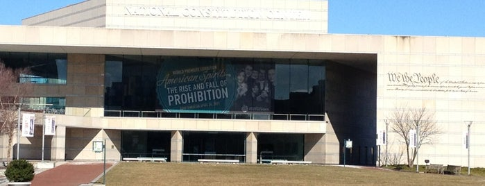 National Constitution Center is one of Philadelphia.