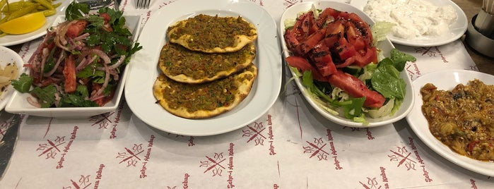 Şehri Adana Sofrası is one of CanBeyazさんの保存済みスポット.