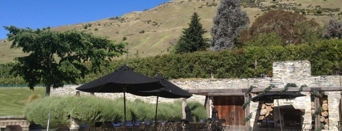 Amisfield Winery is one of [To-do] NZ South Island.