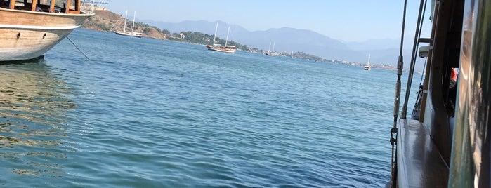 12 Island Yacht  Tour is one of Fethiye Turkey.