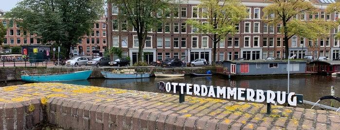 Rotterdammerbrug (Brug 150) is one of Amsterdam.