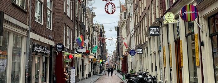 Warmoesstraat is one of Amsterdam.