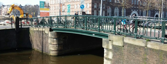Brug 99 is one of Amsterdam.