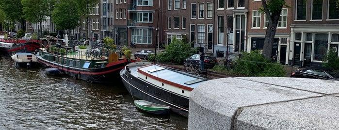 Keizersbrug (Brug 286) is one of Amsterdam.