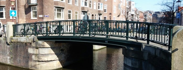 Brug 98 is one of Amsterdam.