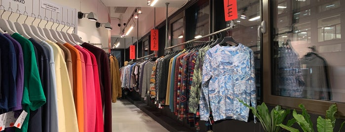 Shirtshop is one of Amsterdam- Shop till you drop.