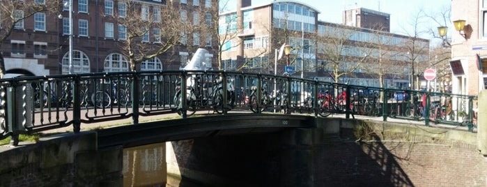 Brug 100 is one of Amsterdam.
