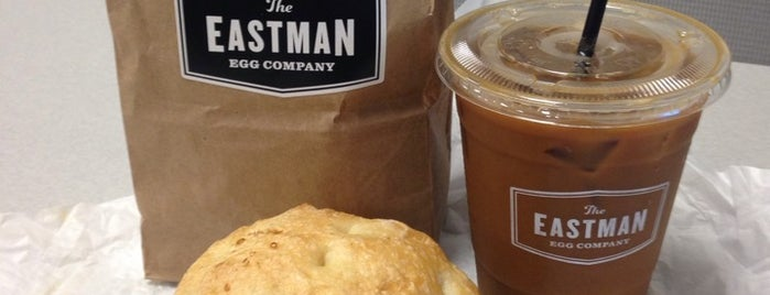The Eastman Egg Company is one of Independent Coffee Shops - Chicago.