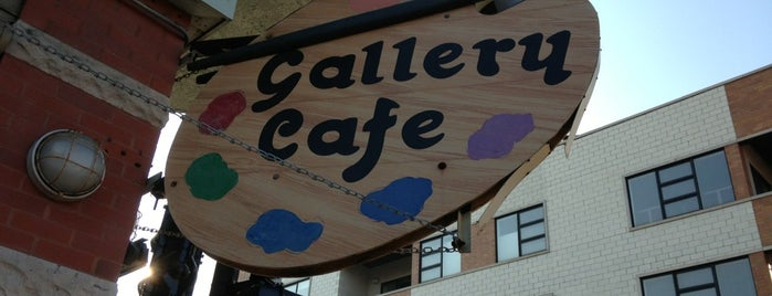 Gallery Cafe is one of Chicago.