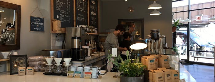 Backlot Coffee is one of Independent Coffee Shops - Chicago.