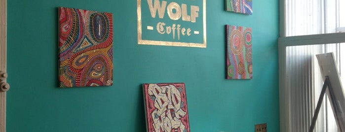 Bad Wolf Coffee is one of Independent Coffee Shops - Chicago.