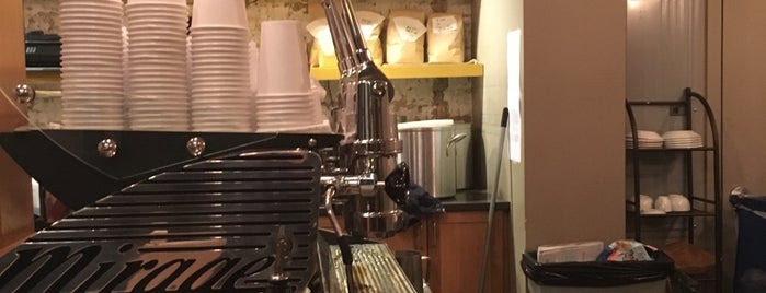 Asado Coffee Roasters is one of Independent Coffee Shops - Chicago.