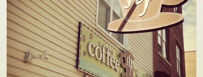 Sip Coffee House is one of Independent Coffee Shops - Chicago.