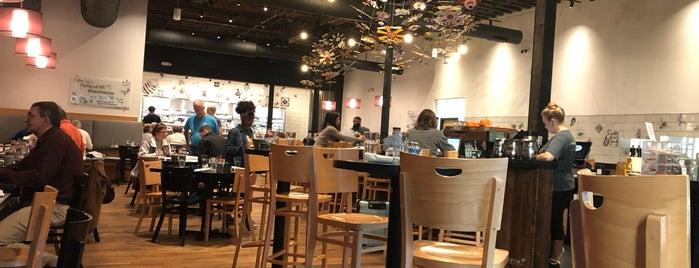 Sleepy Bee Cafe is one of Cincy.