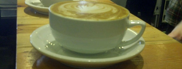 Metropolis Coffee Company is one of Independent Coffee Shops - Chicago.
