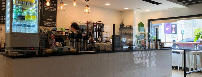 Coffee Lab & Roasters is one of To drink in North America (E).