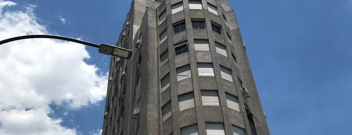 Edificio Kavanagh is one of BsAs.
