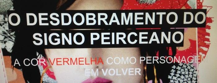 X Jornada Científica de Letras is one of Faculdade.