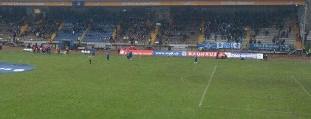 Merck-Stadion am Böllenfalltor is one of International Sports~Part 1....