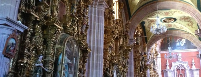 Templo de Santo Domingo is one of Mexico/Zacatecas.