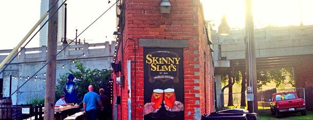 Skinny Slims Public House is one of Oklahoma City.