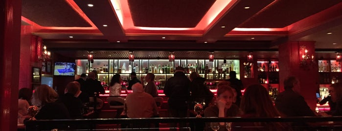 Lincoln Square Steak is one of NewYork Places....