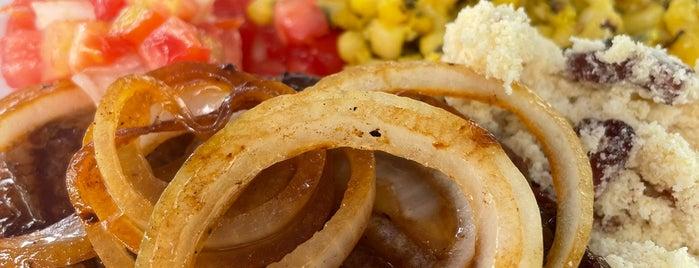 Restaurante Sabor da Picanha is one of Locais curtidos por Garfo.