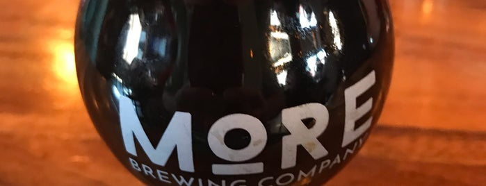 More Brewing Co. is one of Craft Breweries.