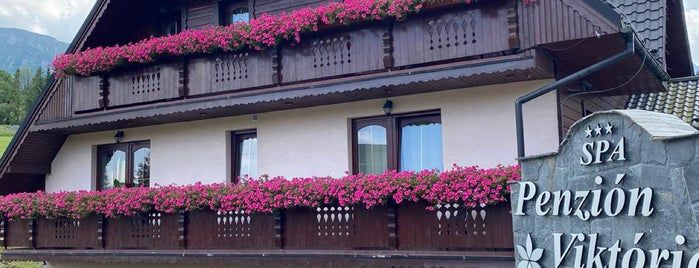 Wellnes Penzion*** Strachan is one of Slovakia Tatry Vacation.