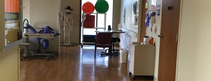 St. Mary's Hospital Physical Therapy is one of Lugares favoritos de Ben.