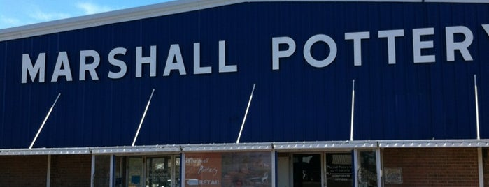 Marshall Pottery is one of Museums in East Texas.