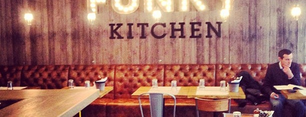 Funky Kitchen is one of spb.