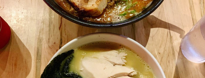 Totto Ramen is one of Boston - Cheap and Quick.
